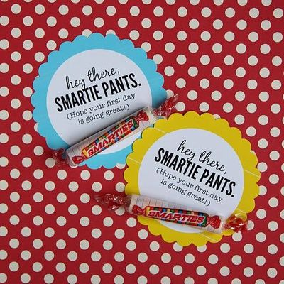 smartie pants / inspiring quotes and sayings - Juxtapost Smarties Test