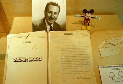 Why Isn't Mickey Mouse in the Public Domain