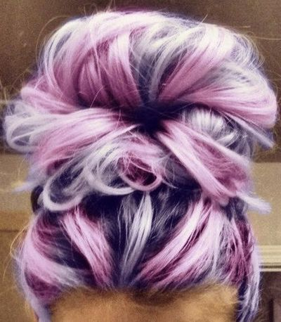 wish i had the courage to do this to my hair