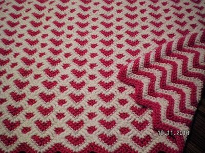 FREE CROCHET RIPPLE AFGHAN PATTERNS | FREE PATTERNS