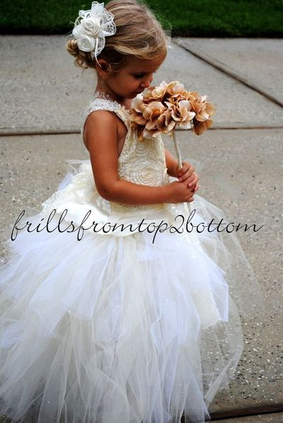 Related Keywords & Suggestions for Lace Tutu Flower Girl Dresses