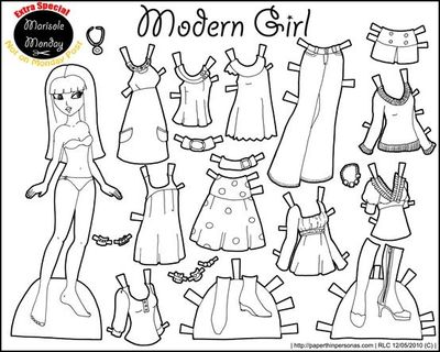 paper dolls dating site