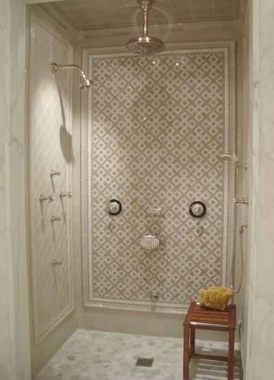 Marble showers on pinterest marble bathrooms cultured marble shower - Shower Tile Ideas Bath Ideas Juxtapost