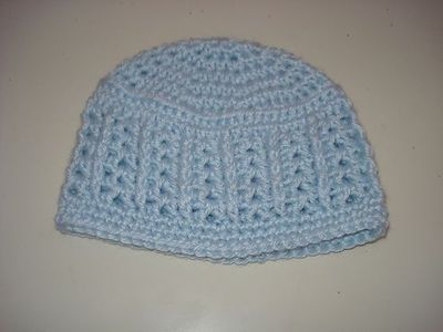 Ravelry  Textured baby hat pattern by Sarah Al-Amri   crochet ideas ... 412df6f3664
