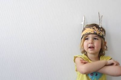 Making Christmas Headbands Make Your Own Antler Headband