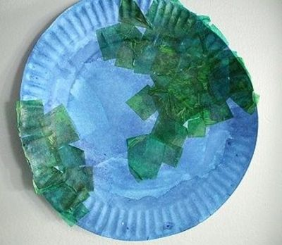 Planet Earth Art Projects