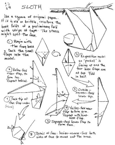 How To Make An Origami Football
