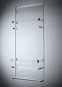Zero shower caddy by Daya Design.