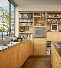 plywood kitchen cabinets and shelves