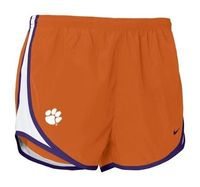 Clemson Tigers Nike Women's Shorts