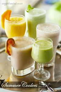 lassi- lots of flavors