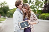 Love this idea for baby announcements. +1