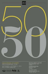 Submission: AIGA 50 Books/50 Covers show Submit anything, it will be posted day.
