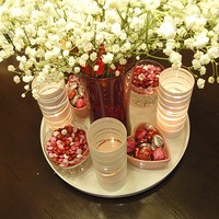 How to Make a Valentine's Day Floral Centerpiece