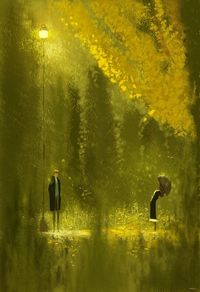 Woodside - by Pascal Campion