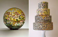 Art-inspired cakes (Cake by Maggie Austin)