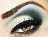 makeup, eye shadow