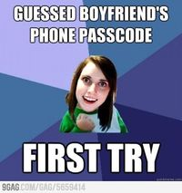 Overly Attached Success Kid