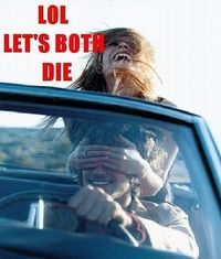 Let's both die- Lol Jaja