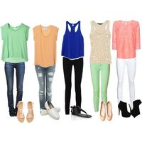 Outfits: )