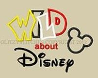 Design - 2 Sizes NEW Wild Line of Designs - Miss Mouse Applique Embroidery Design - 5x7 and 6x10 - Beginner Friendly. $3.50, via Etsy.