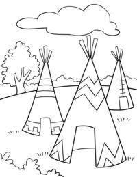 Thanksgiving Song and Coloring Page for Thanksgiving!