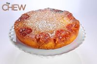 Carla Hall's Citrus Upside-Down Cake recipe. #thechew