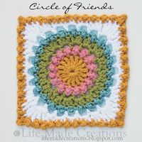 Life Made Creations: crochet