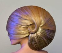 � Nautilus Shell~ Hair by Hairstylist Linh Nguyen