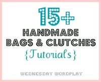 18 handmade bags and clutches you will love.