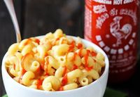 Sriracha Mac 'n Cheese