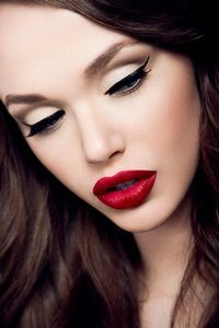 Red hot lips