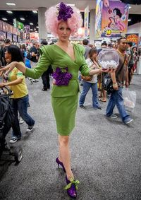 Effie Trinket SDCC 2012