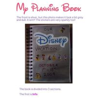 My Disney Planning Binder - Page 5 - The DIS Discussion Forums - DISboards.com