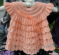 Miracle Dress free crochet graph pattern - be sure to follow the page all the way down for all of the pattern