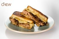 Carla Hall's Turkey Melt recipe #thechew
