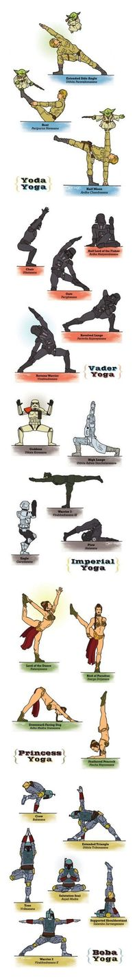 Star Wars Exercises