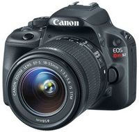 Canon EOS Rebel SL1 World Lightest DSLR Camera