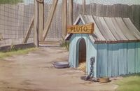 """Background detail from """"Mother Pluto"""" (1936)"""