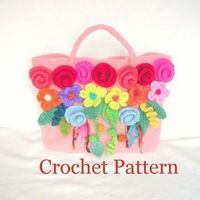 Crochet Fairytale Bag.