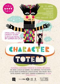 Character Totem: Live Draw Tour