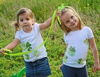 Cute Shamrock Shirt Tutorial!