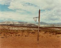 Near Lake Powell, Arizona, photo by Joel Sternfeld, 1979