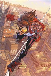 ARA�'A: THE HEART OF THE SPIDER #1