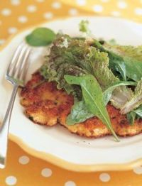 Barefoot Contessa - Recipes - Parmesan Chicken : a staple in our household