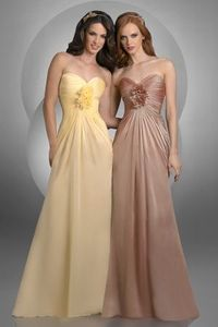 Style 400: Bridesmaids, Prom, Special Occasion & Evening: Bari Jay and Shimmer