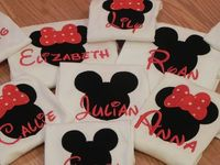 Disney Shirt - Minnie Mouse Personalized Disney Shirt -- Perfect for a Disney Vacation or Just because. $21.95, via Etsy.