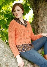 Beautiful free #knitting pattern for sweater.