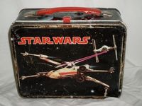 My 8-year-old self did NOT deserve this lunch box! That idiot used it to carry his lunch! Who does that with this piece of art!?
