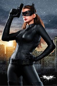 SDCC2012: The Dark Knight Returns Catwoman Poster